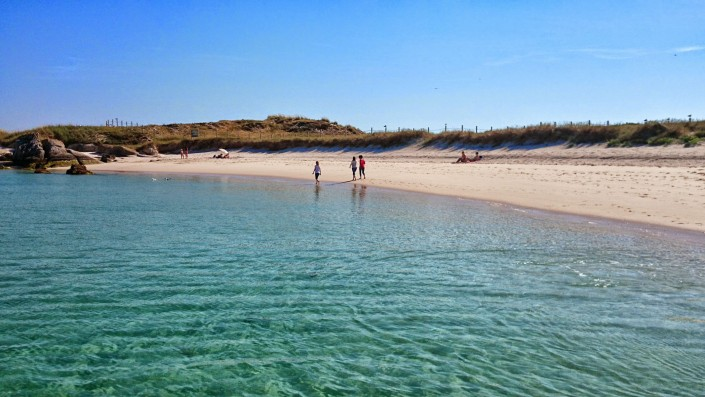 Ruta a la Isla de Rúa y al Islote Areoso
