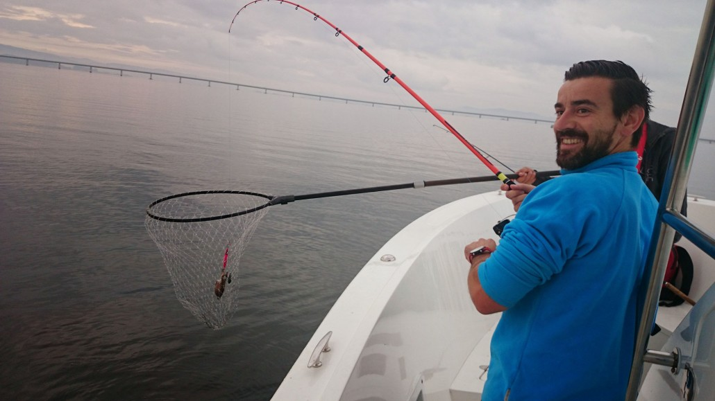 Salida de Pesca para Iniciados