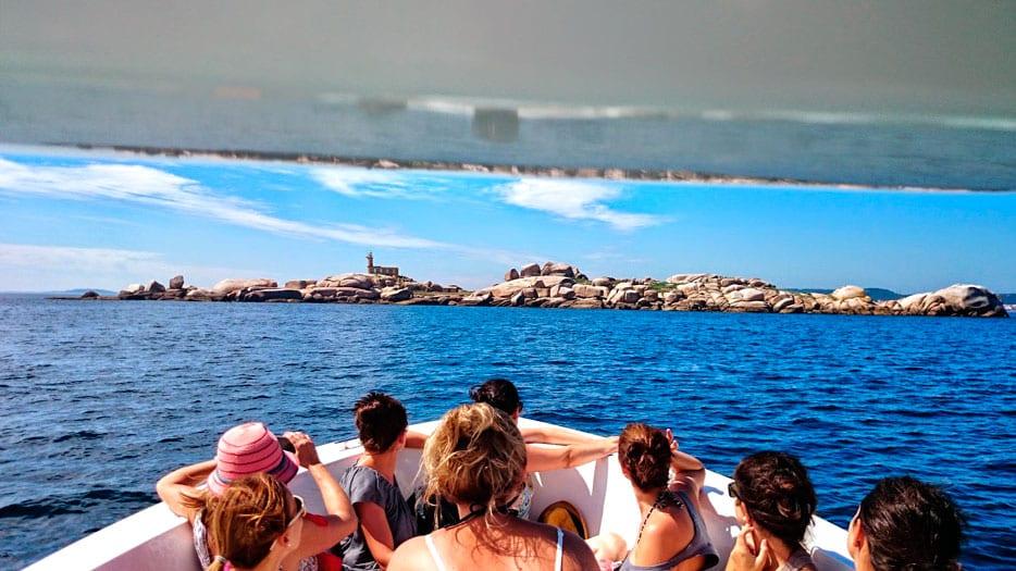 Experiencia islas ria