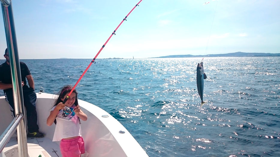 Experiencia pesca